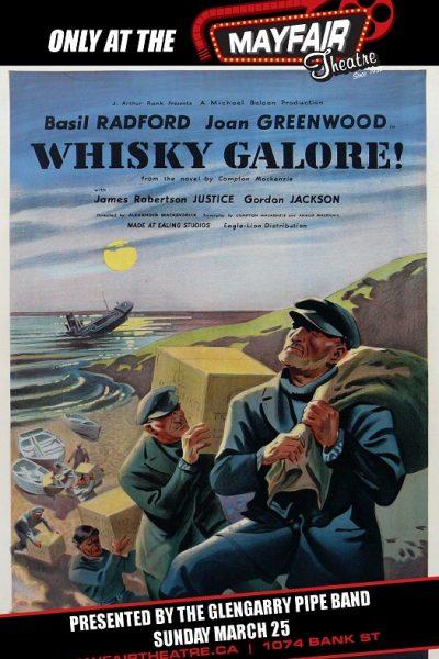 Whiskey Galore!
