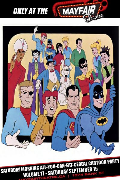 Saturday Morning All-You-Can-Eat-Cereal Cartoon Party, Volume 17