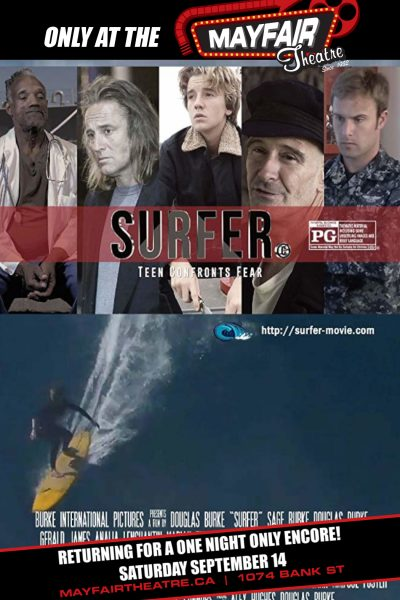 Surfer: Teen Confronts Fear