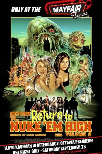 Return to… Return to Nuke 'Em High AKA Vol. 2