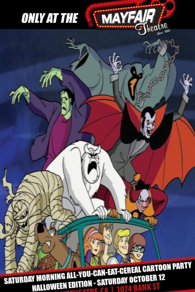 Saturday Morning All-You-Can-Eat-Cereal Cartoon Party, Volume 22: Halloween Edition!