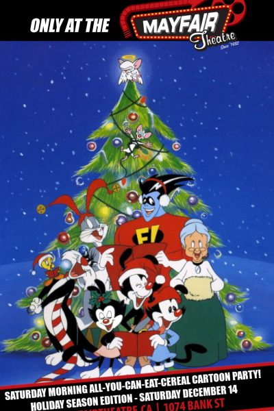Saturday Morning All-You-Can-Eat-Cereal Cartoon Party, Volume 23: Holiday Season Edition!