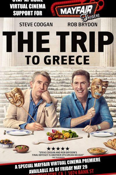 The Trip To Greece (Mayfair Virtual Cinema)