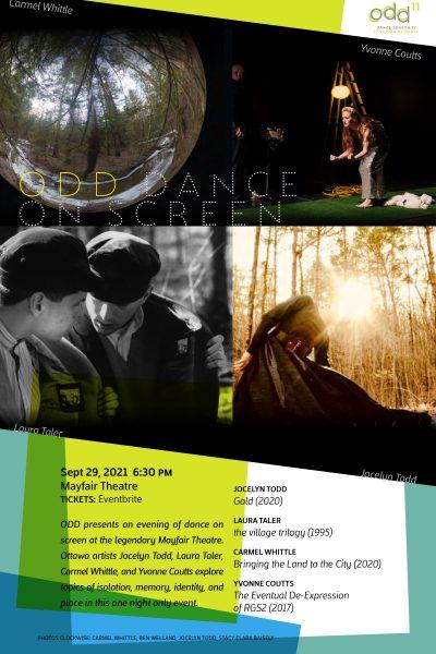 ODD Dance On Screen